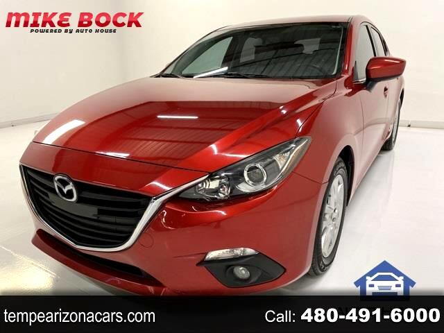 Mazda MAZDA3 i Grand Touring AT 5-Door 2016