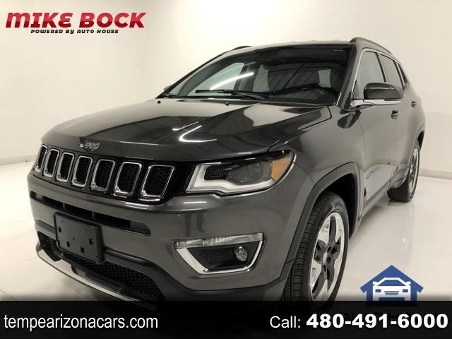 Jeep Compass Limited FWD 2018