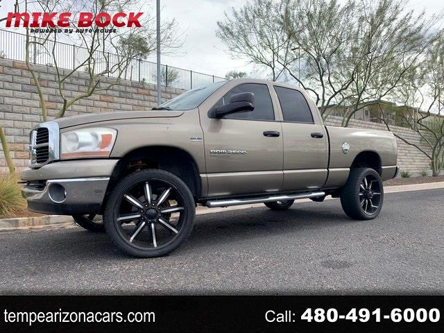 Dodge Ram 2500 TRX4 Off Road Quad Cab 4WD 2006