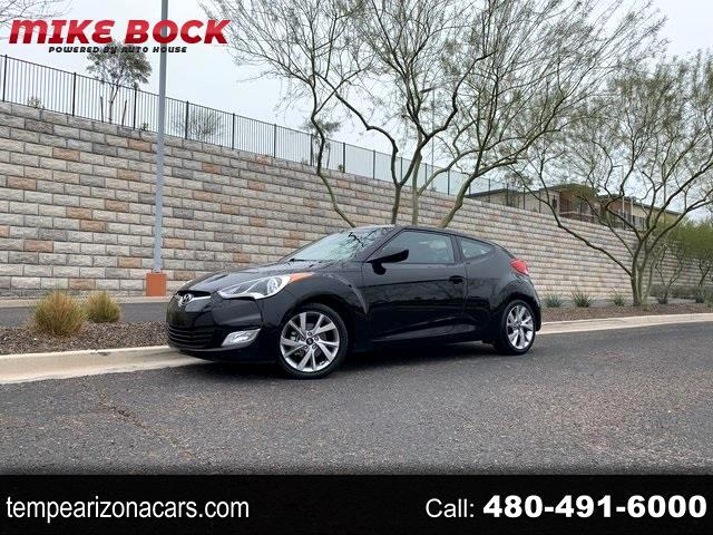 Hyundai Veloster Base 6MT 2017