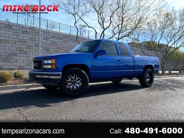 GMC Sierra C/K 1500 Club Coupe 8-ft. Bed 4WD 1995