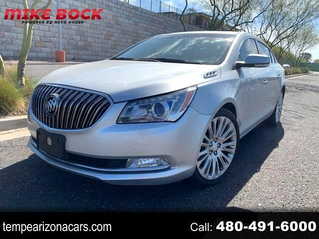 Buick LaCrosse Premium Package 2, w/Leather 2015