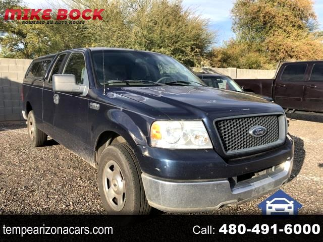 Ford F-150 Lariat SuperCab 2WD 2005