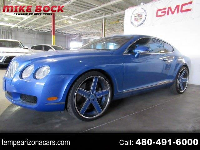 Bentley Continental GT Coupe 2004