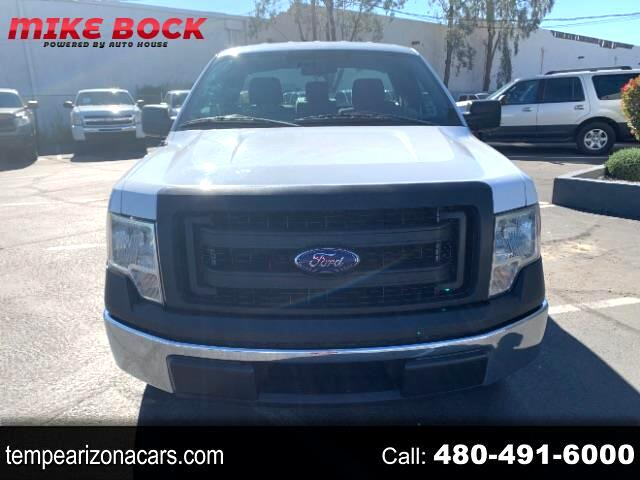 Ford F-150 XL 6.5-ft. Bed 2WD 2013