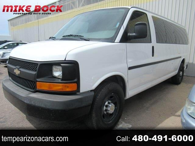 Chevrolet Express LS 3500 Extended 2013