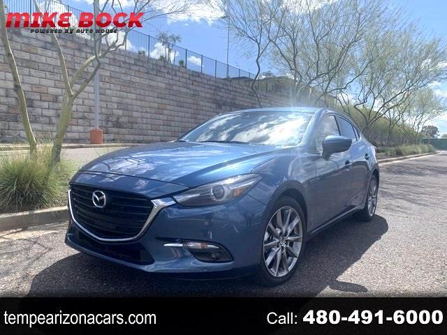 Mazda MAZDA3 s Grand Touring AT 4-Door 2018