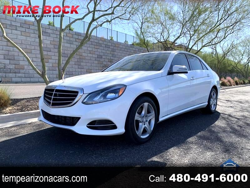 Mercedes-Benz E-Class E250 BlueTEC Sedan 2014