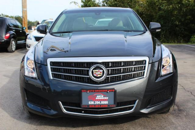 2014 Cadillac ATS 2.0L Luxury AWD
