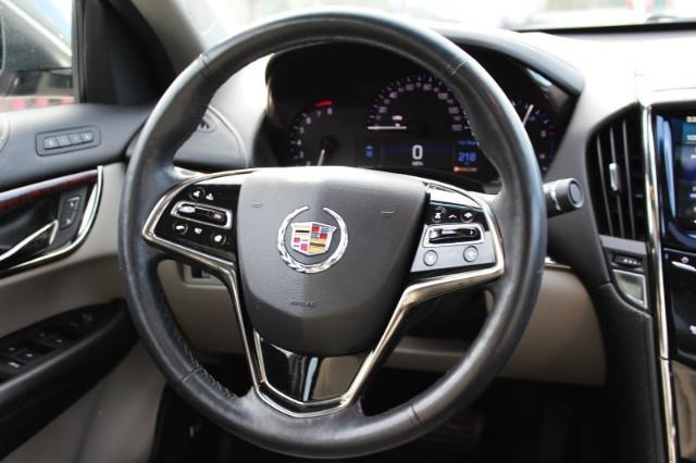 Cadillac ATS 2.0L Luxury AWD 2014