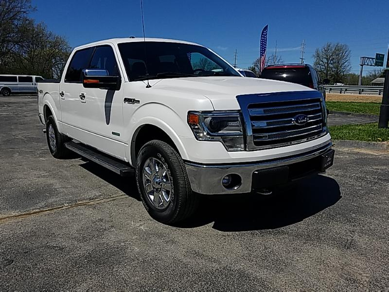 2014 Ford F-150 SuperCrew 150