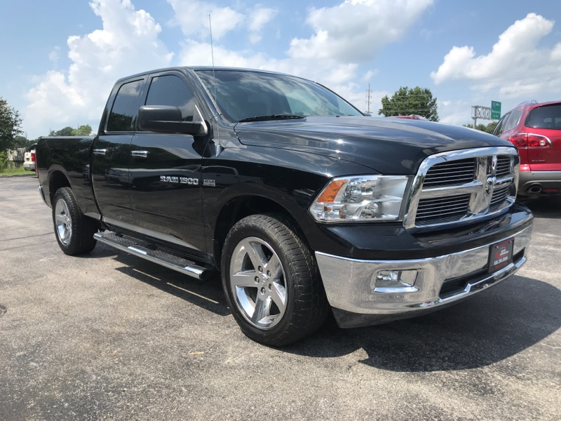 Dodge 1500 SLT Quad Cab 4WD 2012