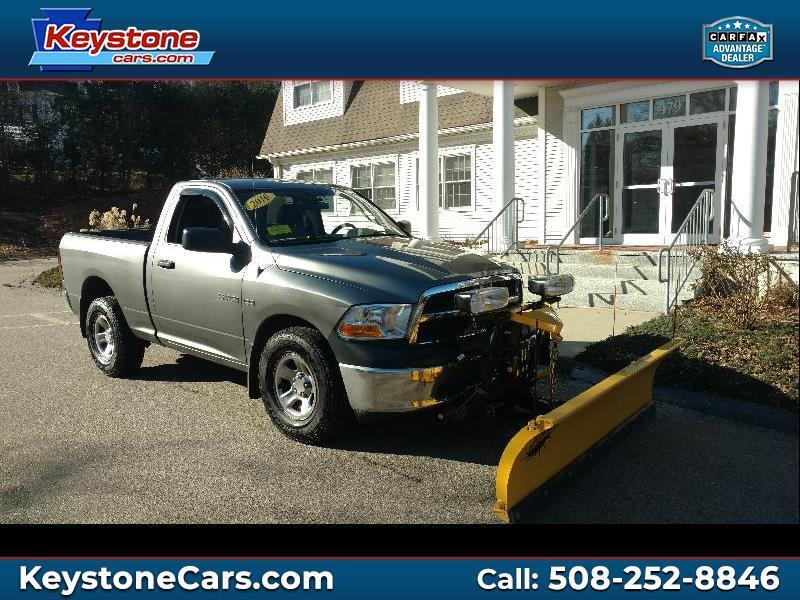 2010 Dodge Ram Pickup 1500 Reg. Cab 6.5-ft. Bed 4WD