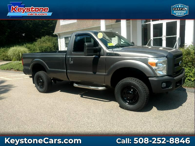 2012 Ford F-350 SD XL 4WD