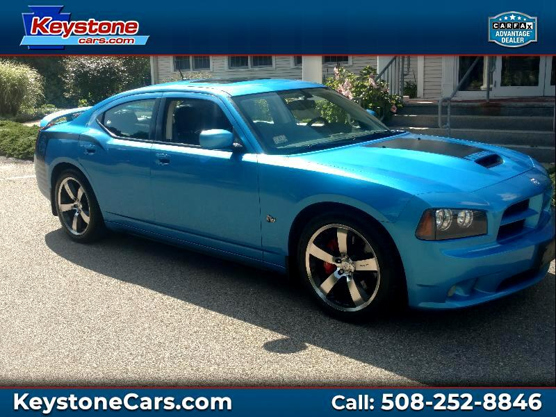 2008 Dodge Charger 4dr Sdn SRT8 Super Bee RWD