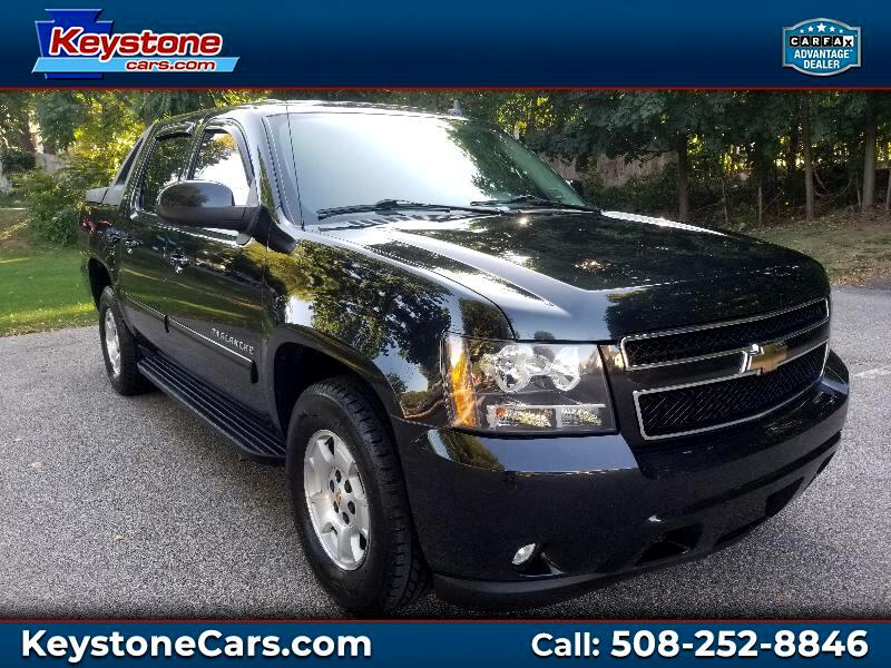 Chevrolet Avalanche LT 4WD 2010