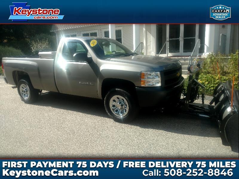 Chevrolet Trucks Pickup  2013