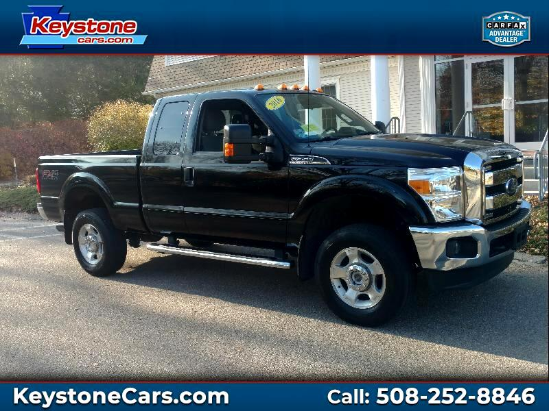 2016 Ford F-350 SD XLT SuperCab 4WD