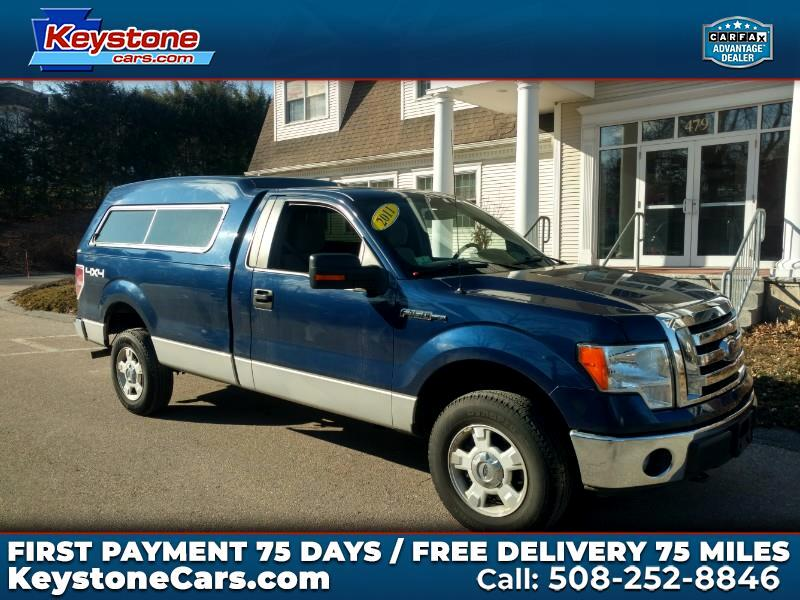 Ford F-150 XLT 8-ft. Bed 4WD 2011