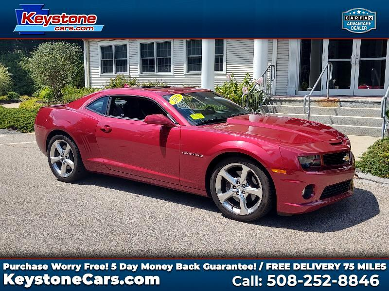 Chevrolet Camaro 2dr Cpe SS w/2SS 2013