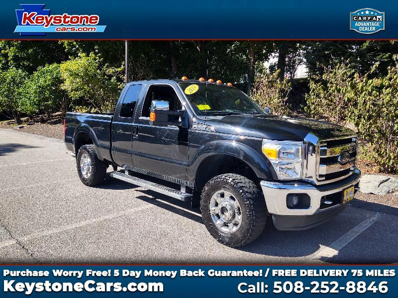 Ford F-250 SD Lariat SuperCab 4WD 2013