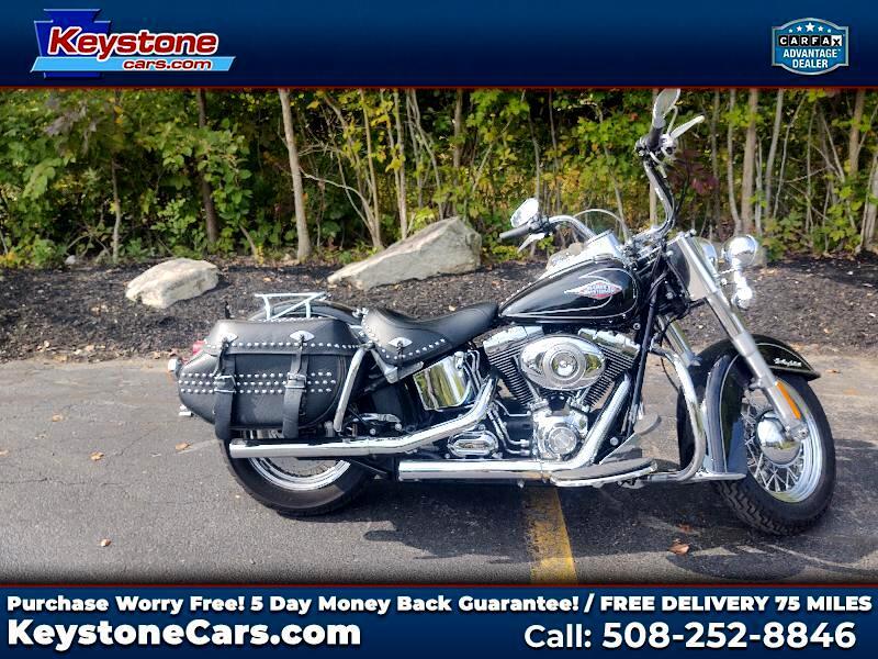 Harley-Davidson FLSTC  2010