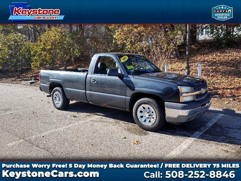 Chevrolet Silverado 1500 Work Truck Short Bed 2WD 2005