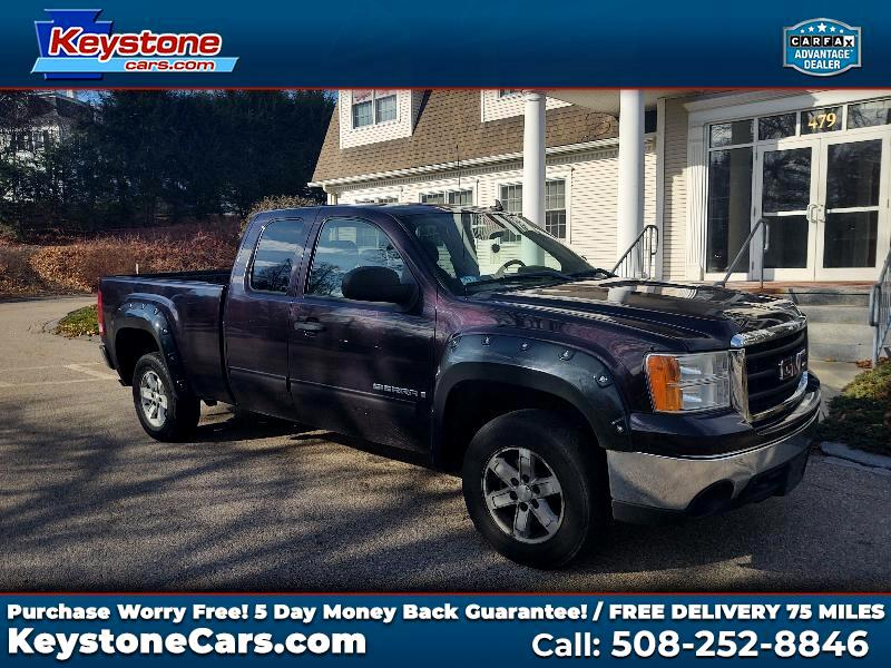 GMC Sierra 1500 SLE1 Ext. Cab Std. Box 2WD 2008
