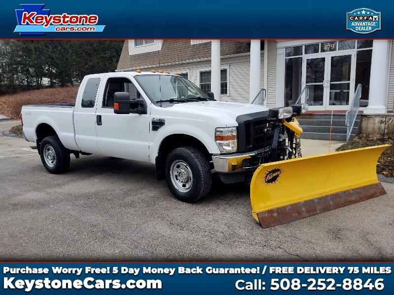 Ford F-350 SD XL SuperCab 4WD 2010