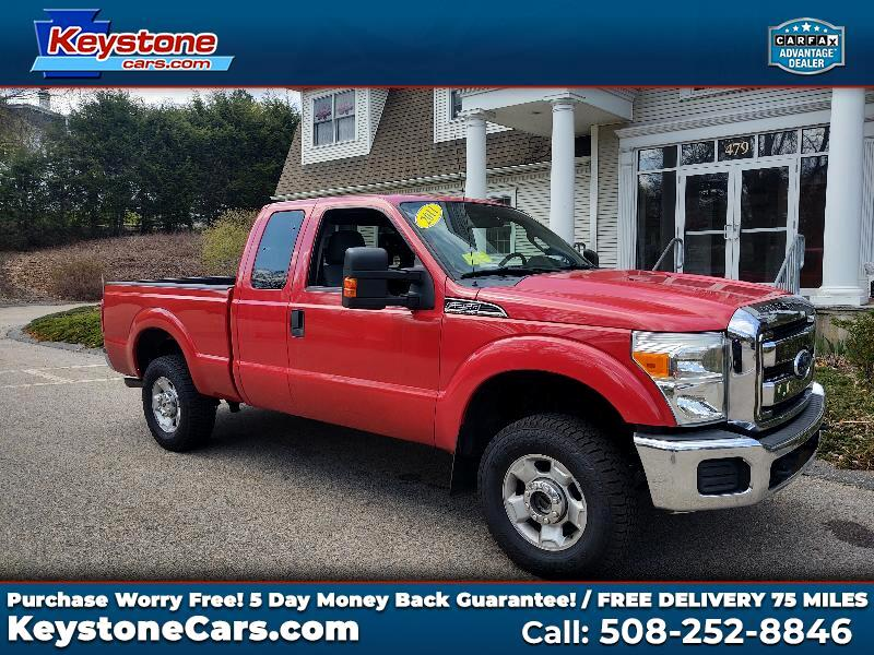 Ford F-250 SD  2011
