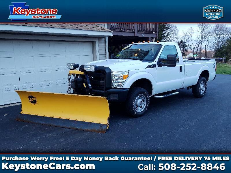 Ford F-250 SD XL 4WD 2013