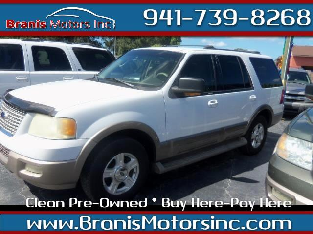 2004 Ford Expedition 4X2 EDDIE BAUER 4.6L (300