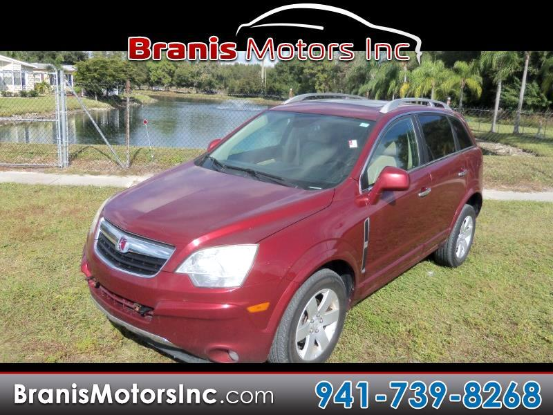 2008 Saturn VUE Front-wheel Drive V6 XR