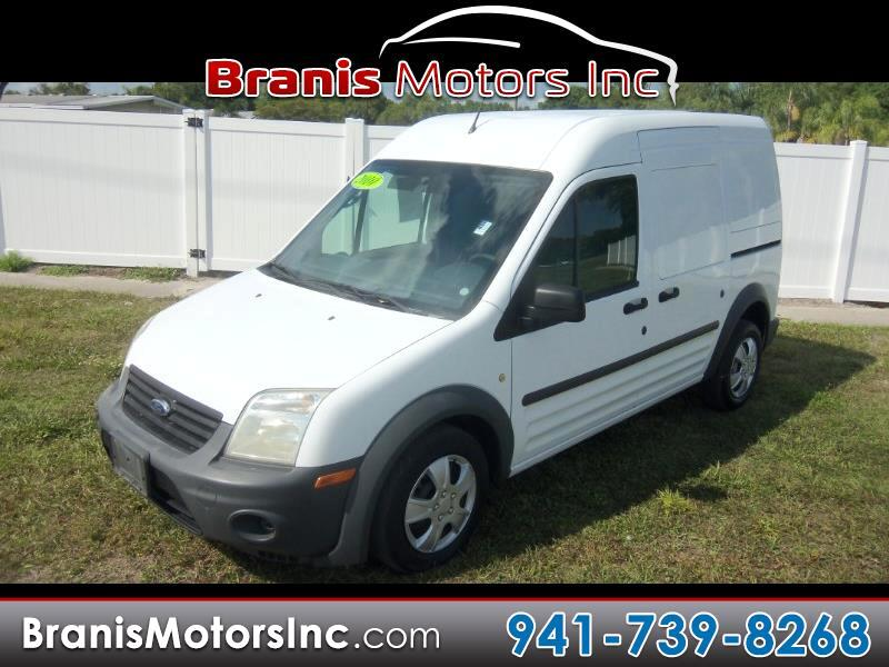 2010 Ford Transit Connect Cargo Van XL (100A)
