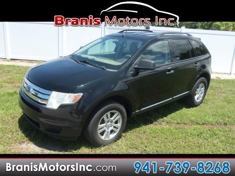 2007 Ford Edge 4dr All-wheel Drive SE (2