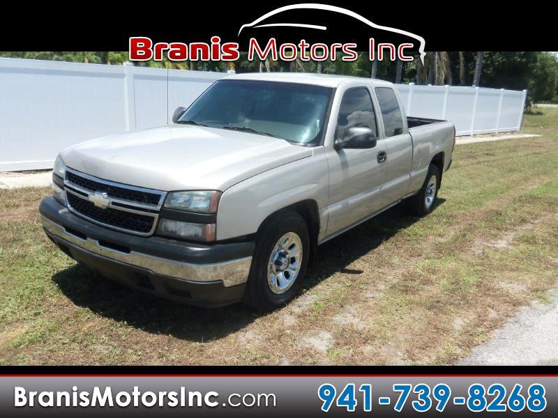 2007 Chevrolet SILVERADO 4x2 Extended Cab 6.5 ft.