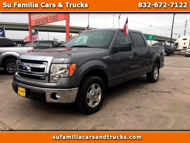2013 Ford F-150 XL SuperCrew 6.5-ft. Bed 2WD