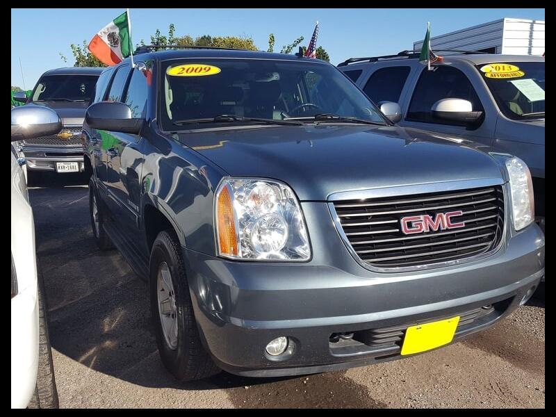 2009 GMC Yukon SLT-1 4WD
