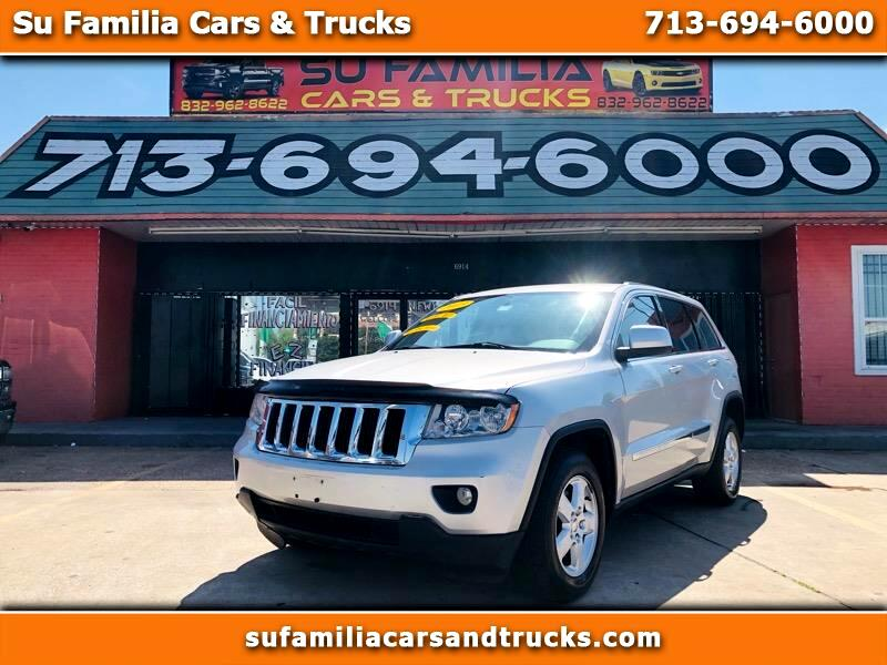 Jeep Grand Cherokee Laredo 4WD 2013