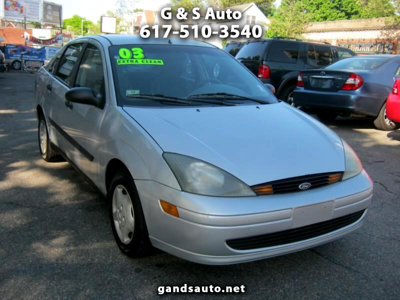Ford Focus SE Sedan 2003