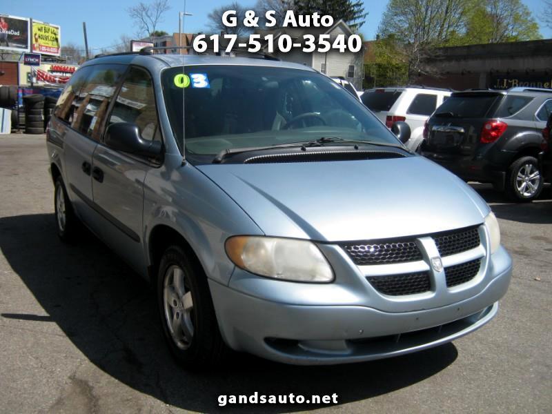 Dodge Grand Caravan SE 2003