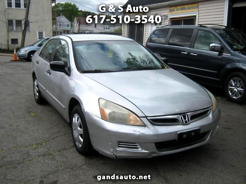 Honda Accord VP Sedan AT 2006