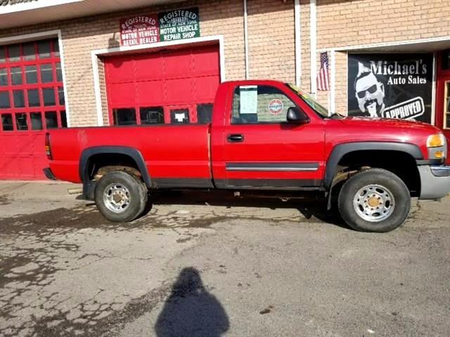 GMC Sierra 2500HD Work Truck 4WD 2004