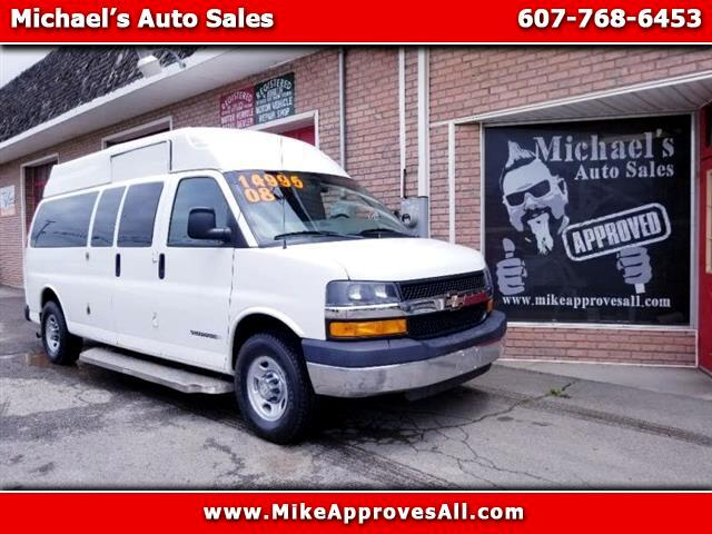 2008 Chevrolet Express RV G3500