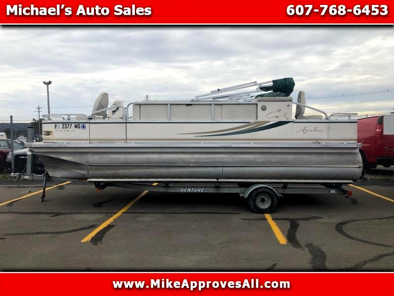 2006 Avalon Pontoon Boat