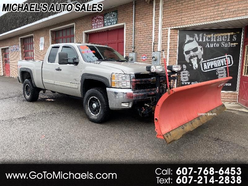 Chevrolet Silverado 2500HD LT1 Ext. Cab Long Box 4WD 2009