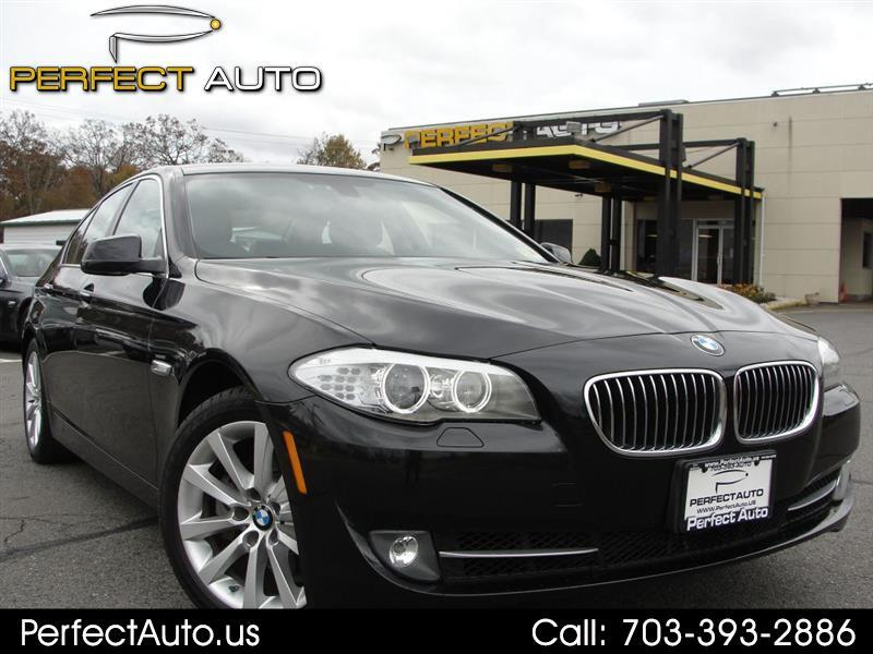 2013 BMW 5-Series 528i xDrive