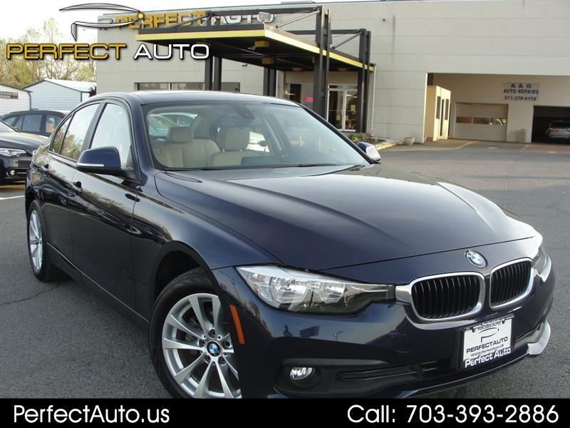 2017 BMW 3-Series 320i xDrive Sedan