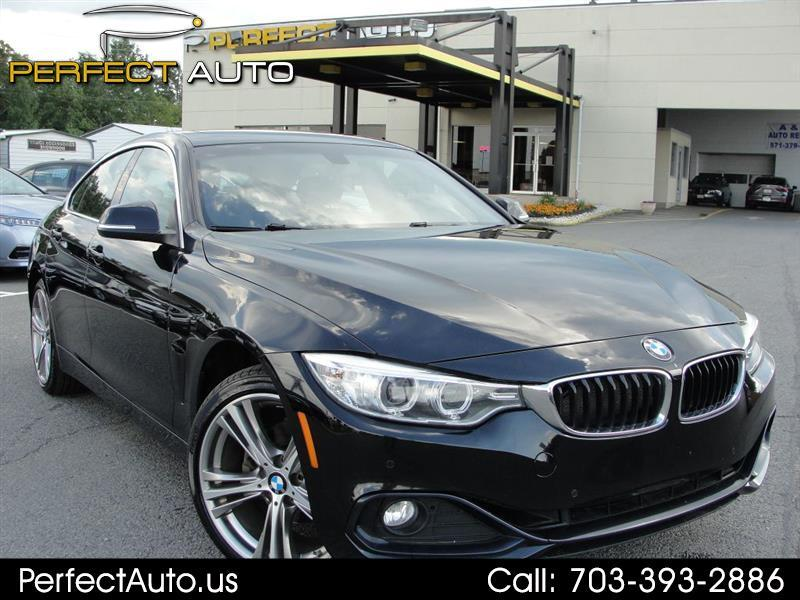 BMW 4-Series Gran Coupe 430i xDrive 2017