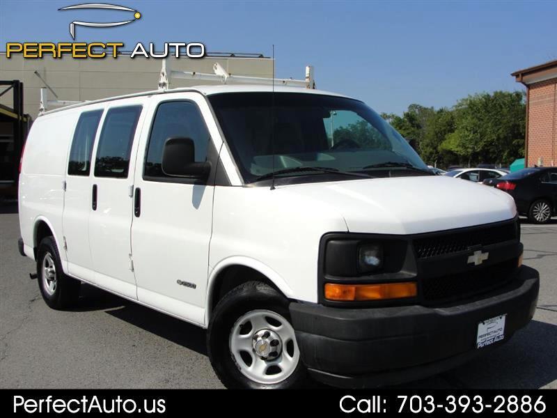 Chevrolet Express 2500 Cargo 2003